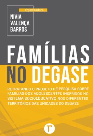 familias no degase - capa livro